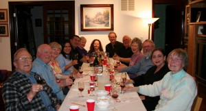 Pinot Noir tasting event February 27, 2010